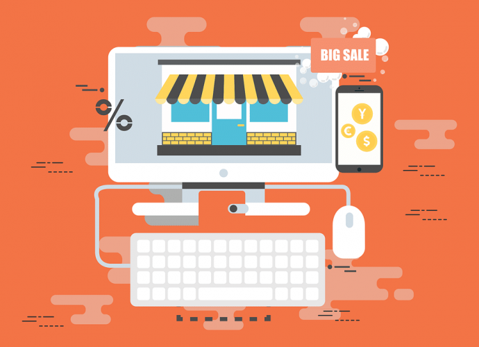 e-commerce avec Shopify