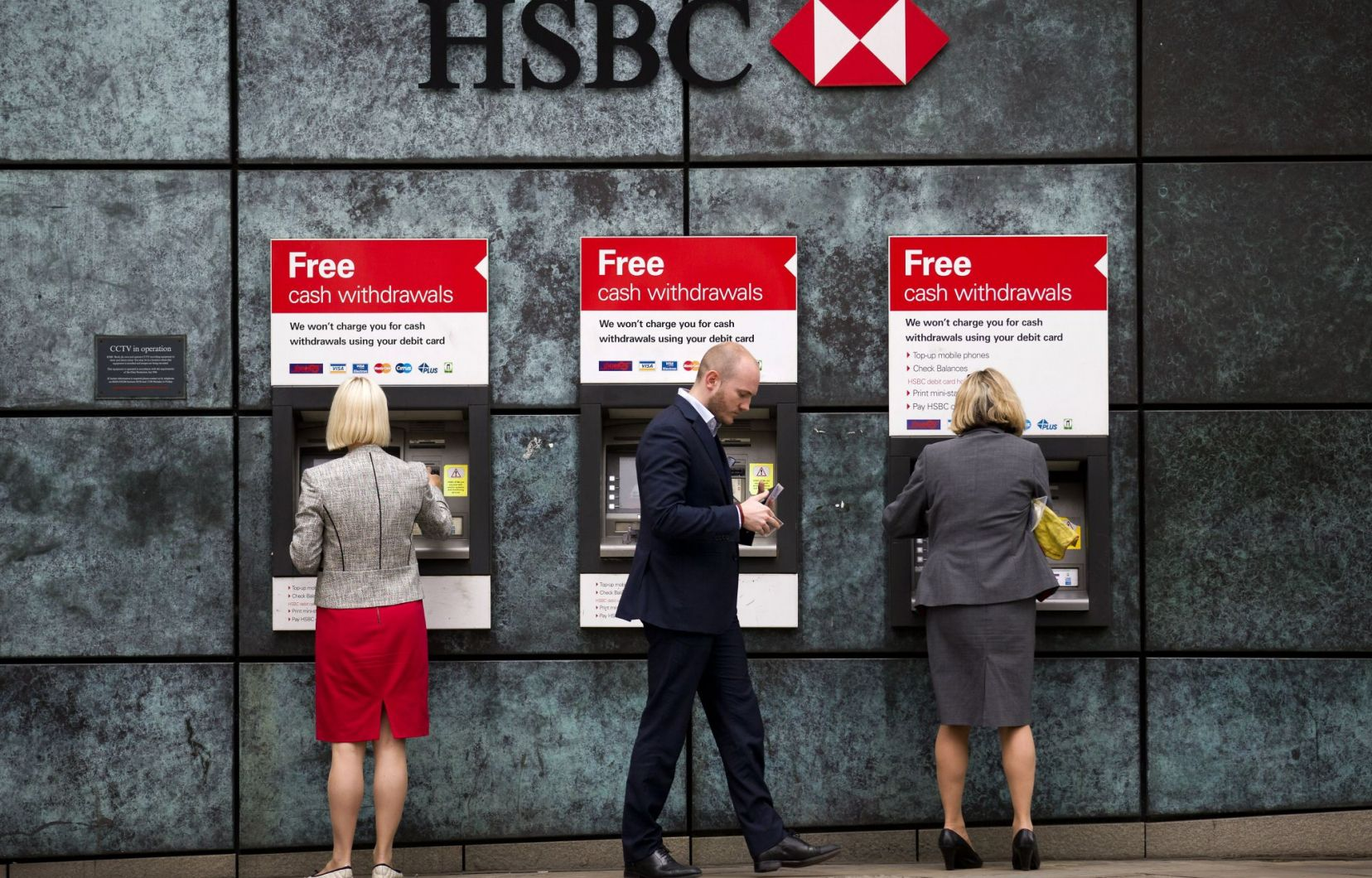 reduction couts hsbc
